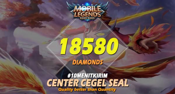 18580 Diamonds