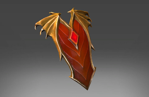 Auspicious Crest of the Wyrm Lords (Dragon Knight)