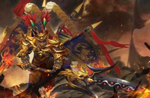 The Gifts of Zhuzhou (Legion Commander Set)