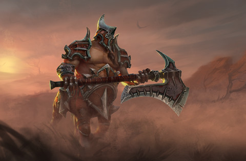 Lord of the Vicious Plains (Centaur Warrruner Set)