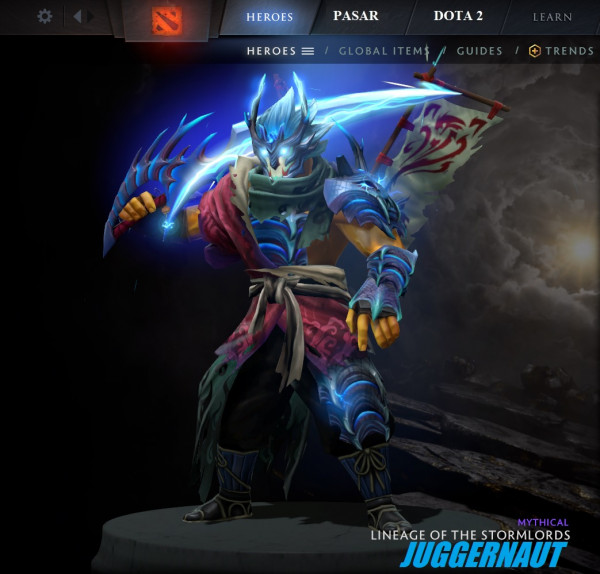 Lineage of the Stormlords ( juggernaut set cc 20)
