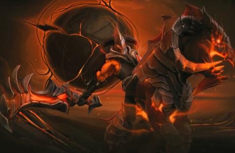 Champion of Discord (Chaos Knight Set)