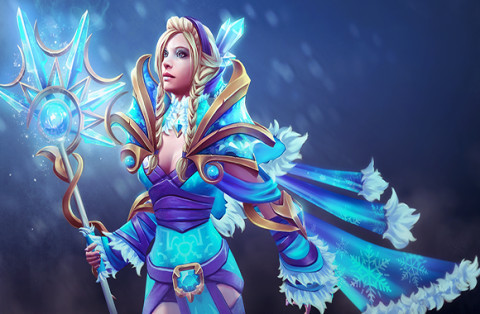 Ensemble of the Crystalline Comet (Crystal Maiden Set)
