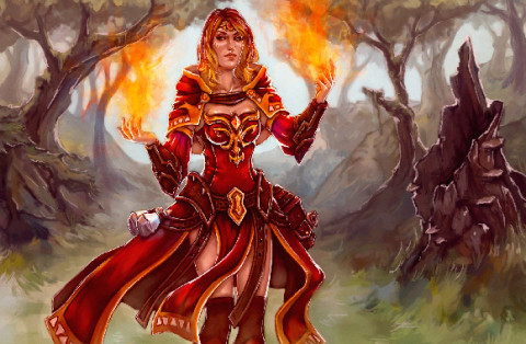 Smoldering Journey (Lina Set)