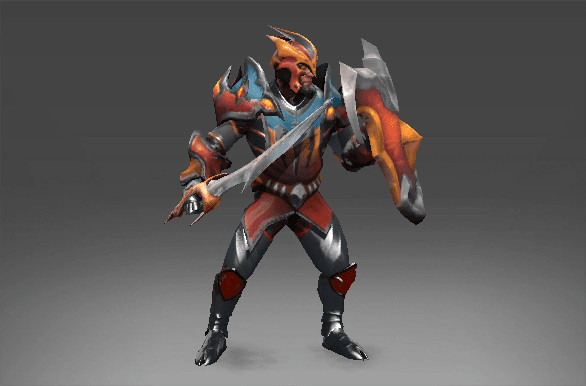 Fire Tribunal Set (Dragon Knight Set)
