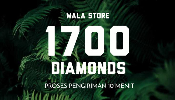 1700 Diamonds
