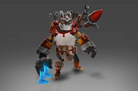 Iron Clock Knight (Clockwerk Set)