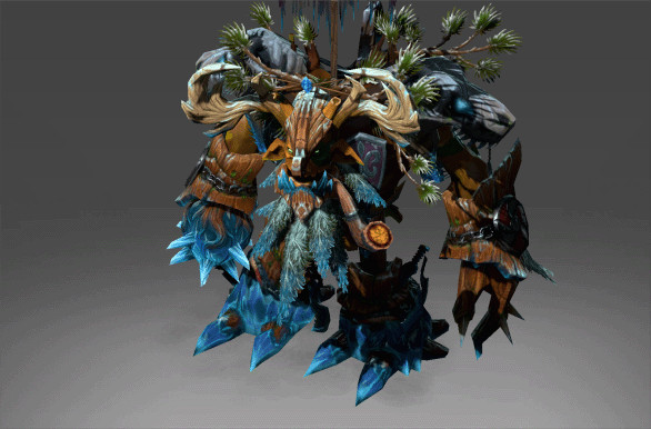 The Boreal Sentinel (Treant Protector Set)