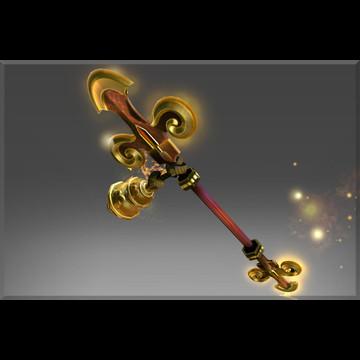 Golden Staff of Gun-Yu (Immortal TI7 Monkey King)