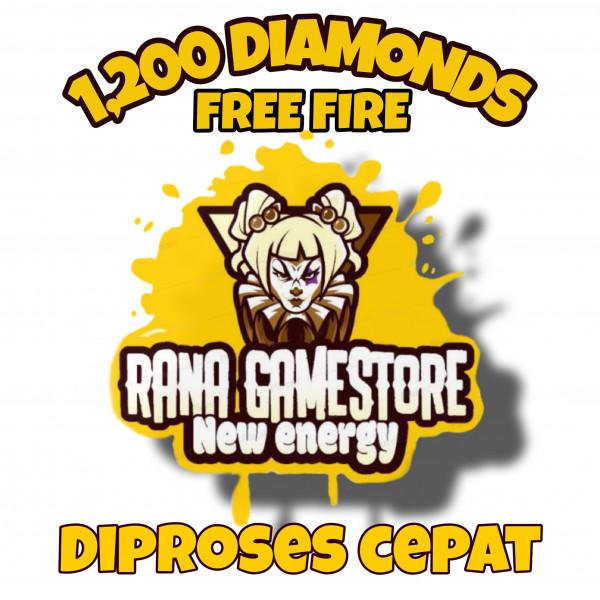 1200 Diamonds