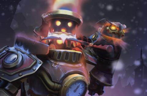 The Iron Pioneer (Clockwerk Set)