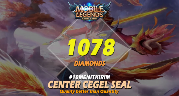 Top Up 1078 Diamonds