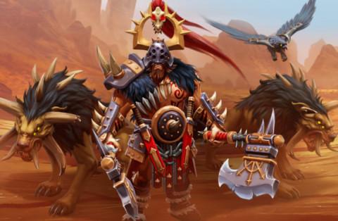 Marauder of the Chaos Wastes (Beastmaster Set)