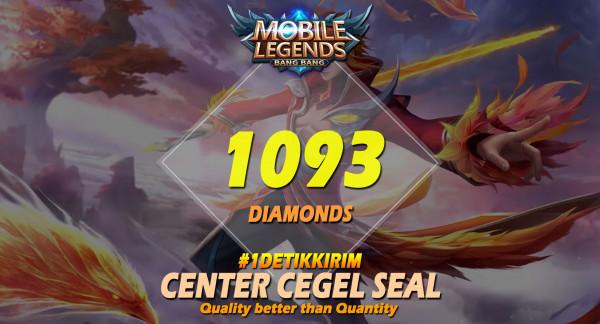 1089 Diamonds