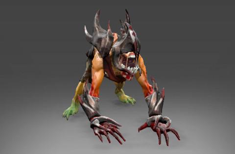 Redrage Crawler (Lifestealer Set)