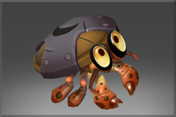 Hermes the Hermit Crab (Courier)
