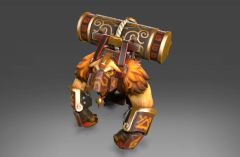 Golden Reel Guardian Set (Earthshaker Set)