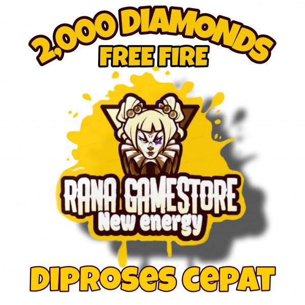 2000 Diamonds
