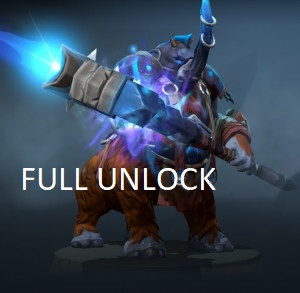 Seismic Berserker (Magnus Set)FULL UNLOCK