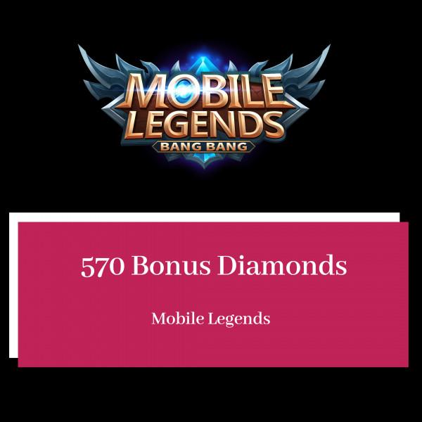 570 Diamonds