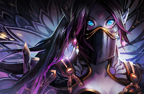 Hidden Flower (Templar Assassin Set)