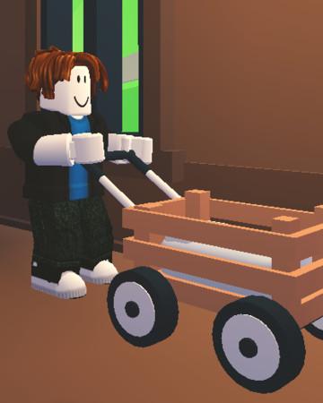 Crate stroller Adopt Me
