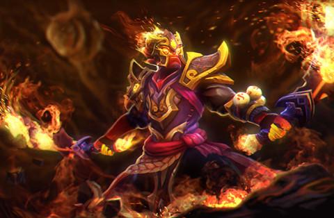 Blaze Armor (Ember Spirit Set)