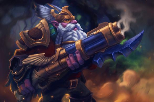 Longbeard Dwarf Engineer  (Sniper Set)