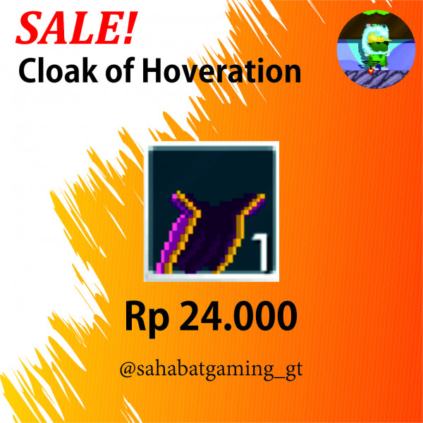Cloak of Hoveration