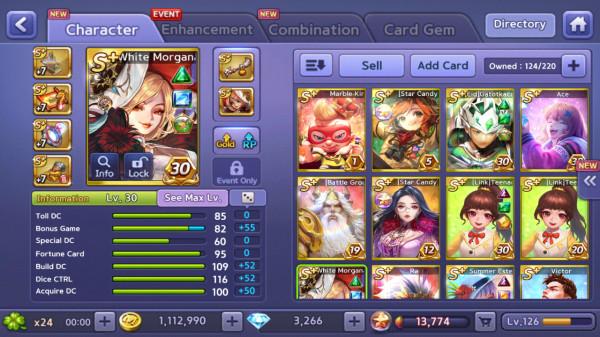 WMorgana+Caren+Zeus+Ra+Victor+DarkTerra DM3K