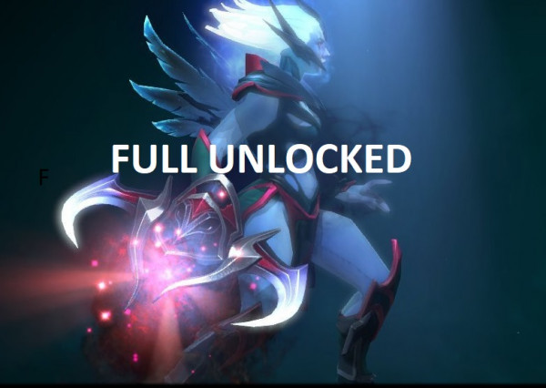 Flightless Fury (Vengeful Spirit Set)FULL UNLOCKED