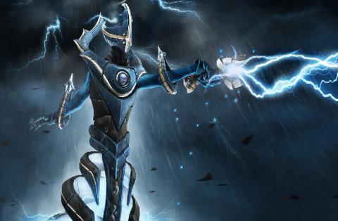 Empire of the Lightning Lord (Razor Set)