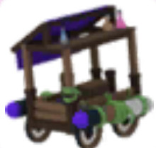 Witch Caravan - Adopt me