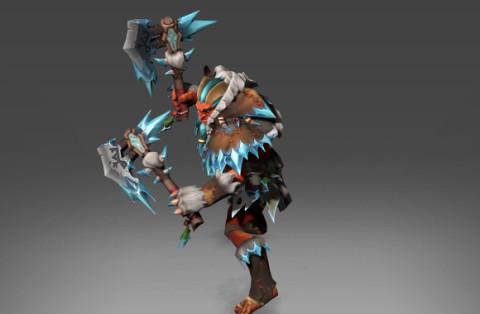 Icewrack Marauder (Troll Warlord Set)
