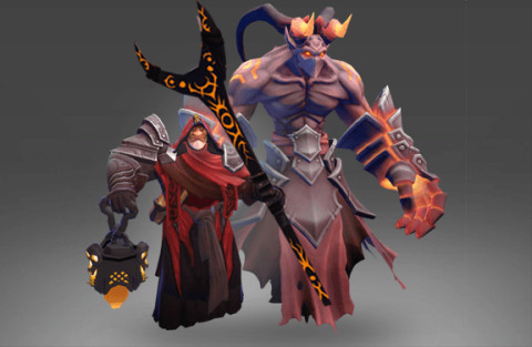 Tools of the Hellsworn (Warlock Set)