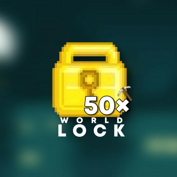 World Lock murah 50WL