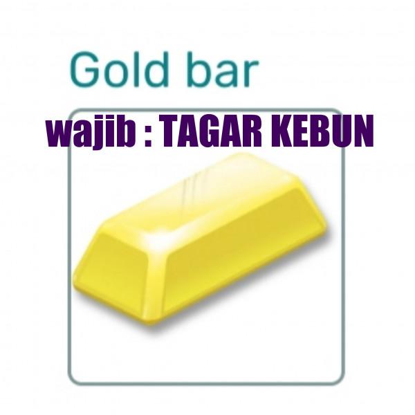 Emas batangan / Gold bar
