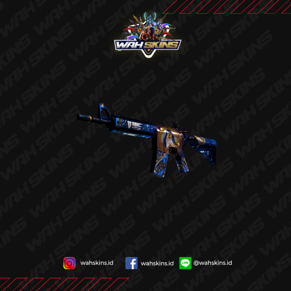 M4A4 | Emperor (Covert Rifle)