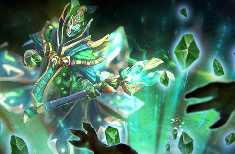 Gifted Jester (Rubick Set)