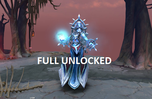 Forbidden Knowledge (Lich Set)FULL UNLOCKED
