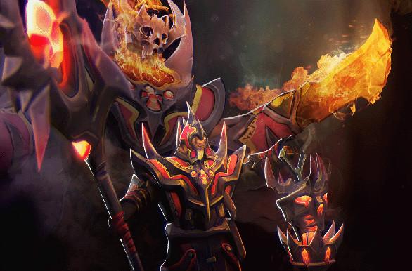 Dark Curator (Warlock Set)