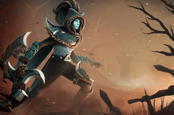 Raiments of the Eventide  (Phantom Assassin Set)