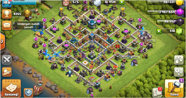 TH13 HERO 42-45-21-6 LOG GOOGE PLAY BH MLM GG