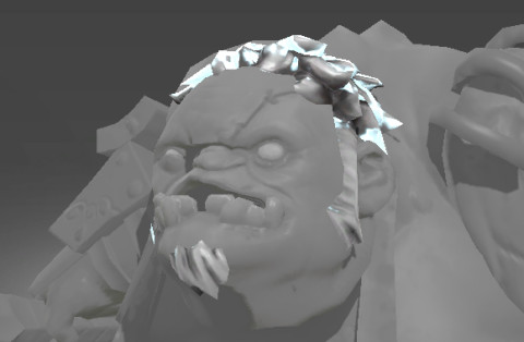 Crazed Tassels of the Black Death (Pudge)