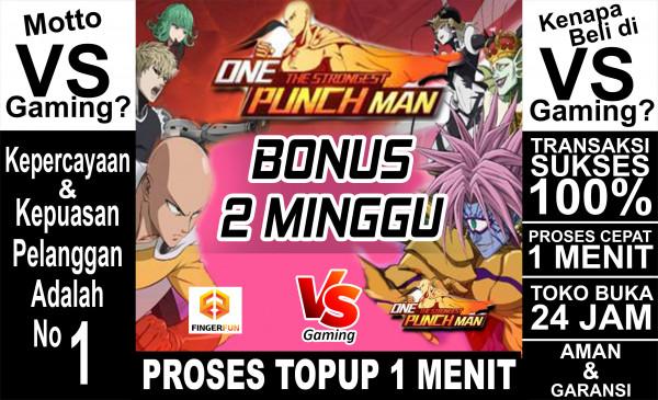 Bonus 2 Minggu