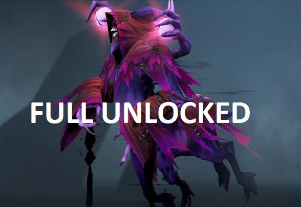 Lucid Torment (Bane Set)FULL UNLOCKED