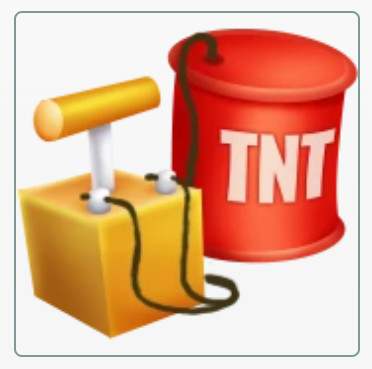 Paket 50 Tong TNT / TNT Barrel