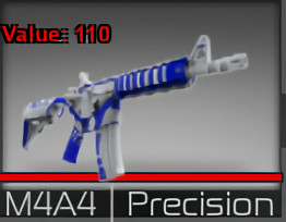 M4A4 Precision (Counter Blox)