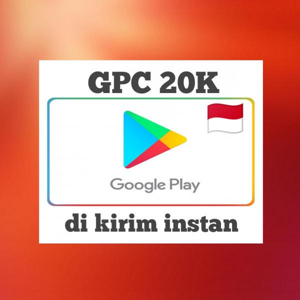 Gpc pecahan 20000