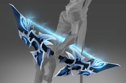 Bow of the Frostfangs (Drow Ranger)